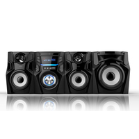 New product 2.1 channel hi-fi speaker system for multimedia