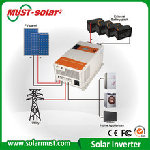 40A 60A contoller charging solar panel inverter 3000w 6000w