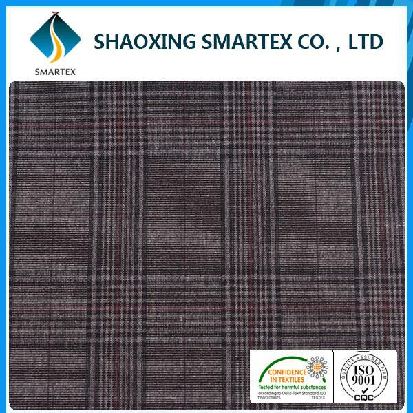 Shaoxing Supplier Small quantity order Luxury suting fabric