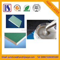 Factory price water based white glue used to gypsum plaster board fiber board polyurethane main material adhesive