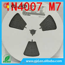 2016 hot sale M7 1N4007 Surface Mount Diode