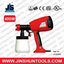 JS Home Usage Hand held Portable Electric Spray Gun 400W JS-910FB