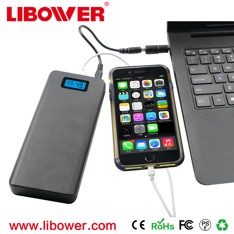 Libower External Battery Pack 15600mAh Capacity Universal Charger Laptop Power Bank For AcerS