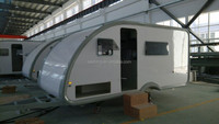 multi-function Westward Movement Camping Trailers Travel Trailer