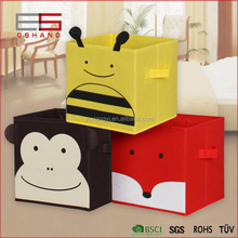 Container Homes Collapsible Foldable Cube Closet Toy Organizer Kids Storage Box