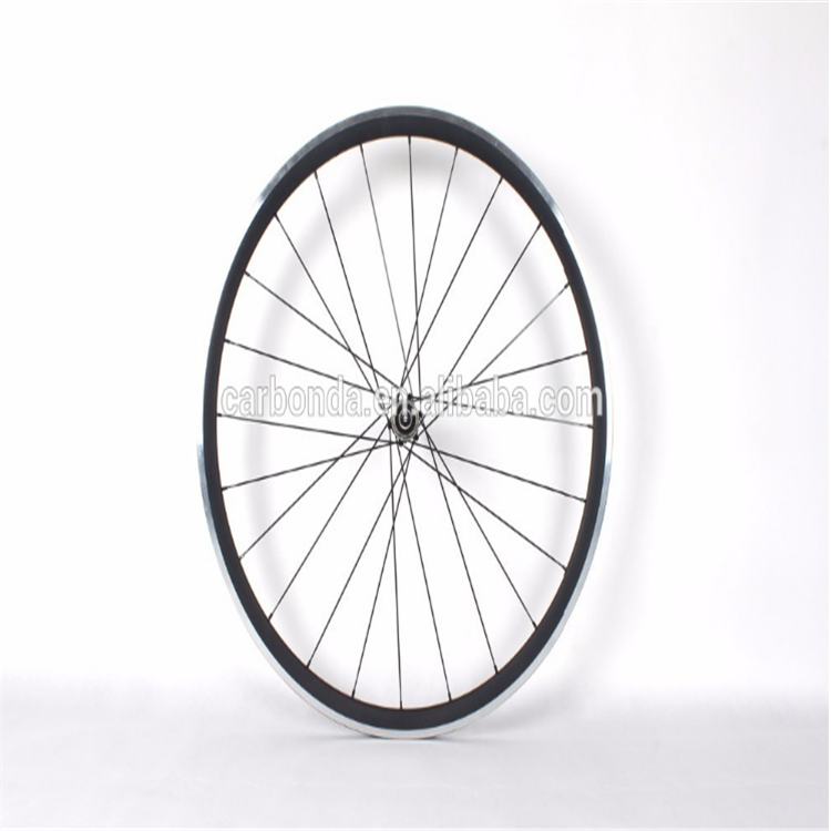 Hight light 700C Aluminum Road Clincher Wheelsets