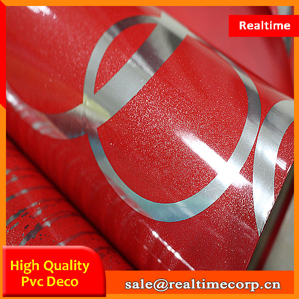 vinyl pvc membrane foil for india door for cabinet cover