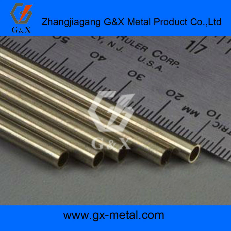 copper tube or Brass Material Electrode Tube
