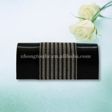 factory wholesale Japanese style woman clutch bag with rhinestone
