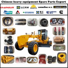china brand axle for rollers /compactor/paver/crane/grader/bulldozer