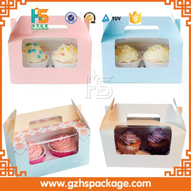 Recyclable Food Packing Ice Cream Cake Boxes Wholesale