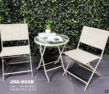 WNBL08B Rattan outdoor rattan chair coffee table three sets of balcony tables and chairs combination leisure lazy rattan chair