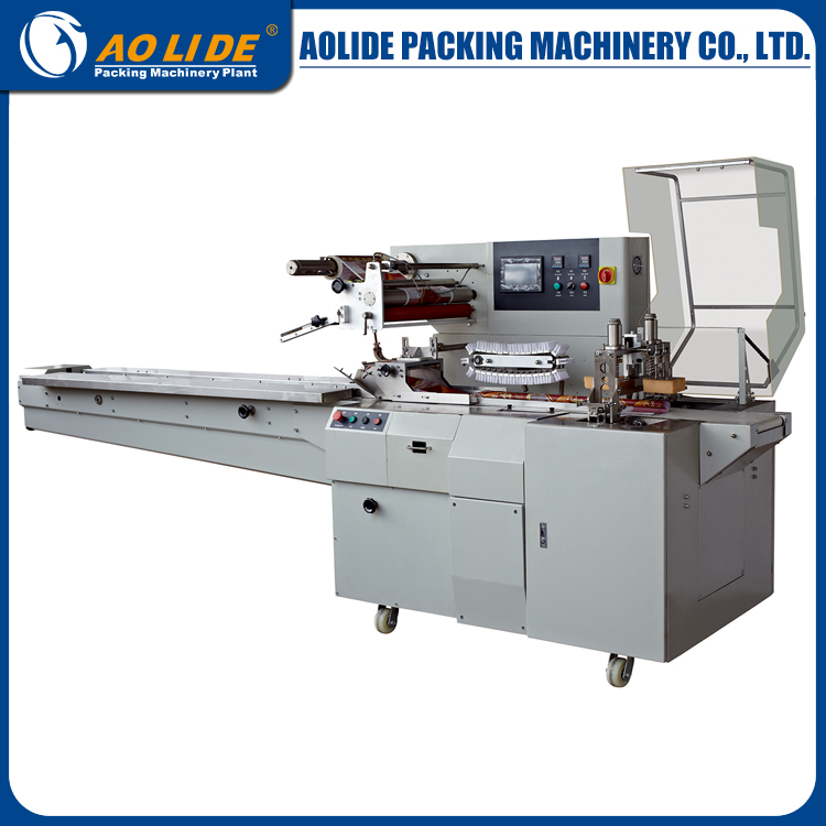 Disposable wooden chopsticks packing machine ALD~600W