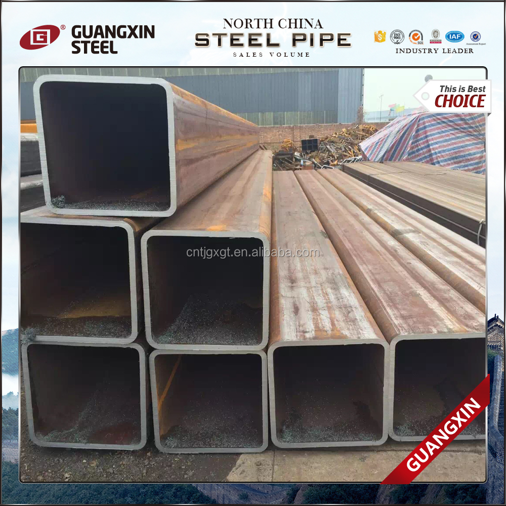 Ms square steel pipe for table/Small sized cold formed square tube/Astm a500 gr.a welded carbon square tube for construction