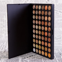 warm 120 color natural color Eyeshadow Palette private label eyeshadow palette