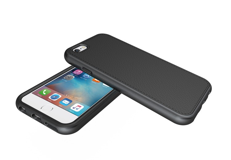 Latest High Quality ultra thin black case for iphone 7