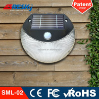 Plastic Outdoor Vivid Led Curtain Recessed Wall Light Stairs Wall Lamp Ip65