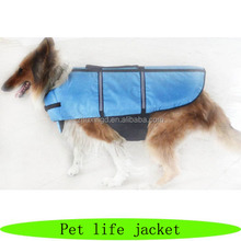 Hot selling pet life jacket, dog reflective clothes, luxury pet products