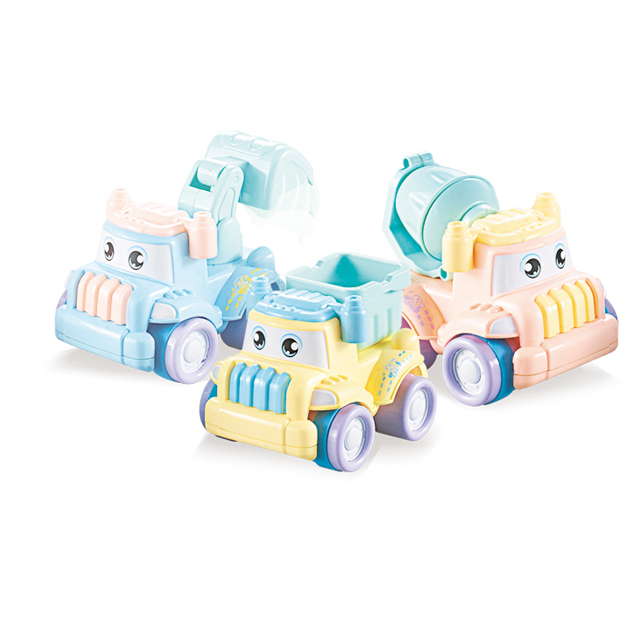 Multiple Styles Friction Cute Car for kids
