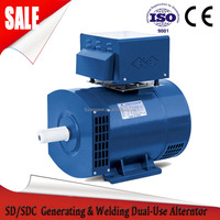 Wholesale Price SD/SDC Series A.C Welding&Generating electric Alternator