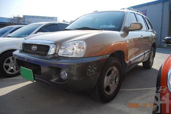 2003 Hyundai SantaFe Carro Usado
