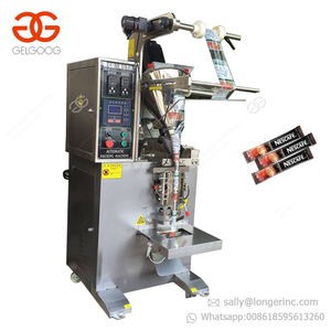 Professional Automatic Leaves Spice Salt Masala Coffee Stick Tea Bag Milk Powder Pouch Sachet Sugar Stick Packing Machine