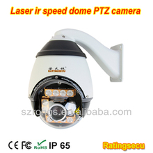 Megapixel full hd ip speed dome cameras
