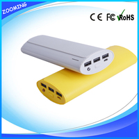 Super fast charge 12000mah portable power bank for mobile cell phones wholesale cheap in China market
