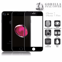 3D Full Cover Tempered Glass Screen Protector For iPhone 7/7plus Screen Guard