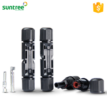 Suntree MC4 Photovoltaic Power Line Connector with TUV Certify