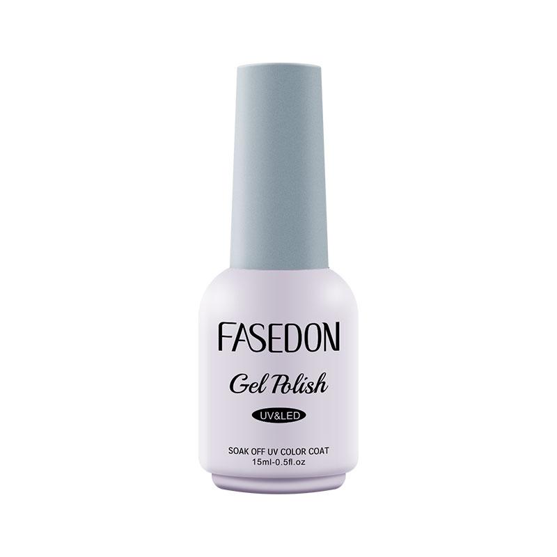 Fasedon Brand Neon Gel Nail Polish For Permanent Color - Buy Fasedon ...