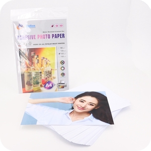 90g 115g 135g 150g self adhesive photo paper inkjet photo paper waterproof photo paper a3 a4 a5 a6 4r 5r roll etc