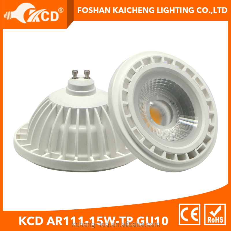 KCD Ar111 Led Dimmable 12W Cob spotlight