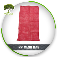 High quality portable promotional mesh bag for oranges,mesh bag golf balls,mesh bag knitting