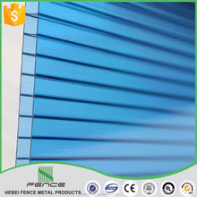Polycarbonate Sheet/PC Plastic Flat Sheet Roof With Unbreakable Material