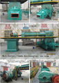 High efficient clay brick machine JZK55