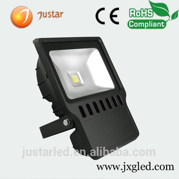 high lumens Hot selling solar flood light with timer with CE certificate