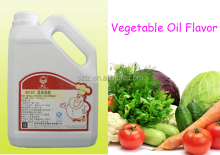 Healthy Liquid Oil Soluble Vegetable Flavor Crisp Flavouring Vegetable Oil Flavour For Chips And Instant Noodles