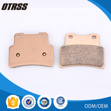 Size 68 x 55 x 9mm motorcycle japanese brake pads for motorcycle riders