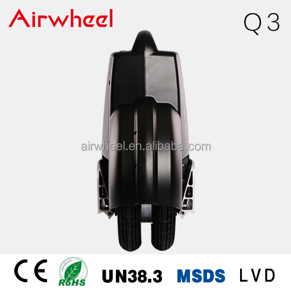 Airwheel motorcycle 2016 New Top Monocycle Factory Directly Sell Scooter Self Balance Unicycle