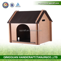 Aimigou wholesale cheap large wooden dog cat house & pet house