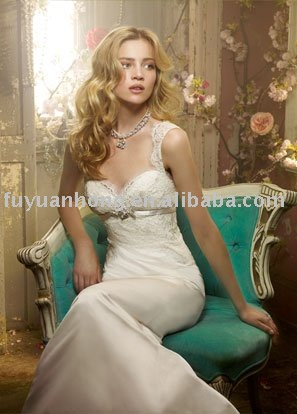 popular wedding gown /FYH-WD00365