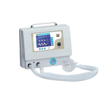 Portable Ventilator AJ-2202 with CE Approved/ SIPPV/SIMV/PCV/SPONT/MANUAL/CPAP