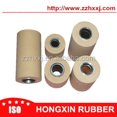 rubber lamination silicone roller