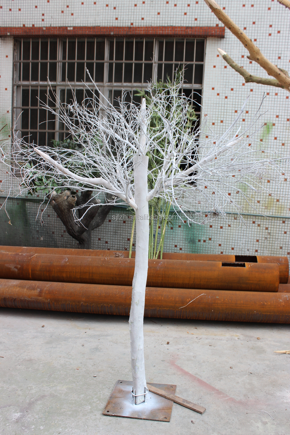 Artificial Tree Branches No Leaves for Decorative