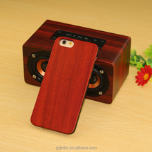 Wooden+PC Phone Case for iphone 7 plus Case,Wholesale Price Wood Phone Cover for iPhone,mobile phone accessories