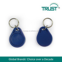 China Manufacturer Logo Printing 125khz RFID Key Fob Tag