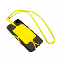 Silicone Lanyard Card Slot with <strong>Phone</strong> Holder Wallet Universal Case Cover Holder Sling Necklace Wrist Strap for <strong>Mobile</strong> <strong>Phone</strong>