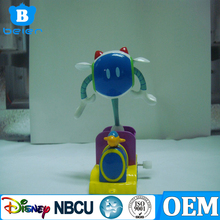 plastic toy factory Cartoon movie figures custom animation figures ABS electric toy factory