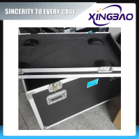 Power distro flight case,microphone stand flight case